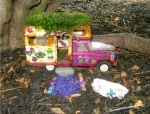 fairy house camper