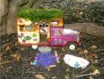 fairy house camper