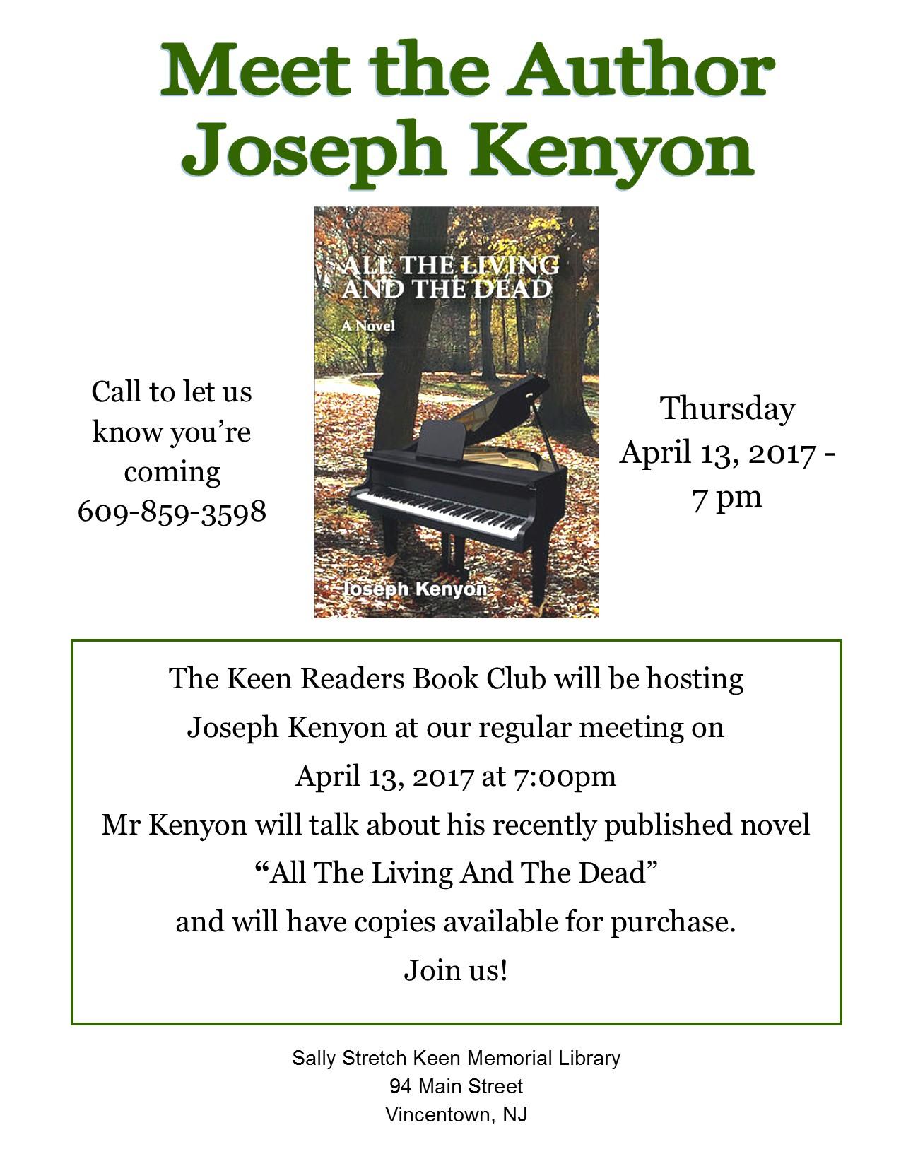 Joseph Kenyon