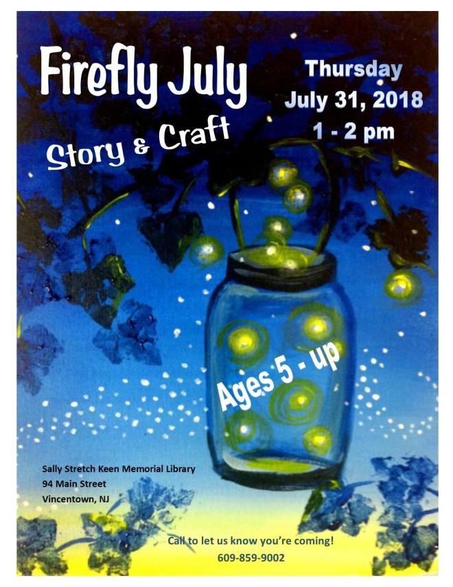 Firefly July 2018