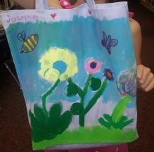 Josie's bookbag