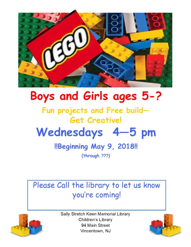 Lego after school 2018 rev