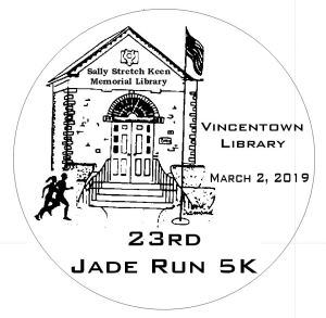 23rd jade run logo