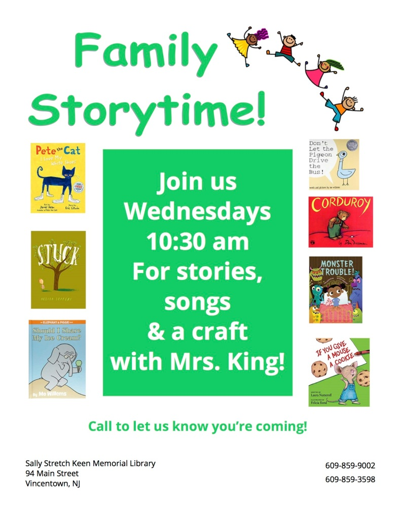 Family Storyhour